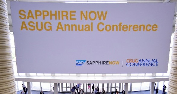 Sapphire Now ASUG Annual Conference