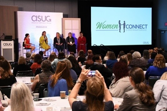 Lorena Ferino featured on the ASUG Women Connect Panel – 2019
