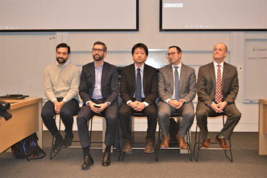 Plexxus Presents on ICD Procurement Project at Rotman School of Management