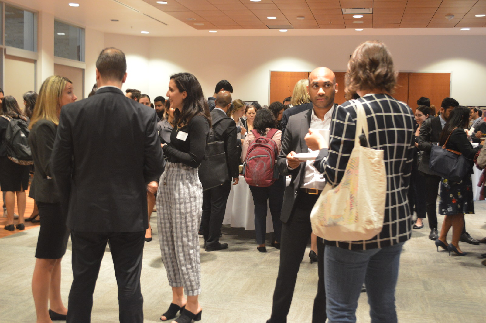 Plexxus Attends Networking Event at McMaster University